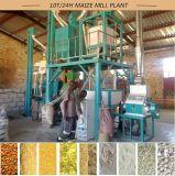 Tanzania 10 Tonnen-pro Tag Mais-Mahlzeit-Schleifmaschine