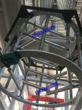 Cer zugelassene Superhochgeschwindigkeits-PET Plastikfilm-durchbrennenmaschine