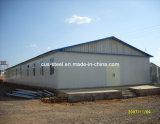 Prefabricated 강철 구조물 집 또는 강철 구조물 호텔 건물