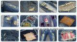 Computergesteuerte Jeans-automatische industrielle Nähmaschinen für Jeans