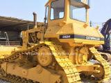 Mini bulldozer utilizzato del gatto D5m (bulldozer del trattore a cingoli D5 D5K D5C D5H D5G Bull)