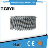 Пневматические инструменты провод 16 градусов Collated Nailer катушки паллета Cn565b