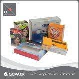 Macchina semi automatica di pellicola d'imballaggio dello Shrink