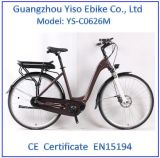 중국 Yiso Ebike에서 Myatu 경쟁가격 모터 자전거