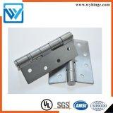4 дюйма 3.0mm шарнир 2 шаровых подшипников с нержавеющей сталью UL