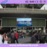 La publicité d'écran fixe polychrome d'intérieur de panneau d'Afficheur LED d'intense luminosité de SMD (P3, P4, P5, P6)