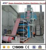 Film-Verdrängung-Maschine HDPE-LDPE-LLDPE mit Flexo Drucken inline (DC-SJ-YT)