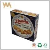 Caixa de papel Eco-Friendly de Pritined/caixa dos bolinhos/caixa do biscoito