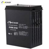 baterias profundas 380ah do gel do ciclo 6V para o apoio do UPS (CG6-380ah)