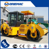12 Tonnen-hydraulische doppelte Trommel-Straßen-Rolle Xd122 für Verkauf