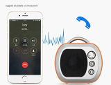 지능적인 텔레비젼 모양 TF 카드는 자유로운 외침에게 Bluetooth 무선 휴대용 스피커를 수교한다