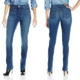 Dame-dünne Jeans-Form-Ausdehnungs-Jeans-Hosen der Fabrik-2017