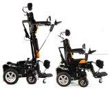 Elektrisch Sitzstützenden stehenden Rollstuhl anheben