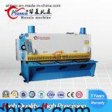Huaxia hydraulische Platten-Guillotine-scherende Ausschnitt-Maschine QC11k-8X2500