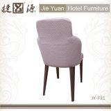Bequemer gepolsterter moderner seitlicher Stuhl (JY-F31)