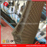 Macchina della filtropressa della membrana per l'asciugamento del fango