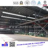 Diseño que salva la estructura de acero del bajo costo