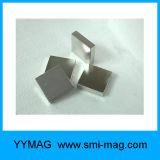 Блок 50mm x 50mm x 25mm магнитов N52 неодимия высокого качества