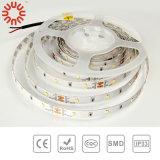 Angeschaltene LED-Streifen-Solarlichter