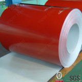 Rote Farbe strich Stahlring mit gutem Preis an
