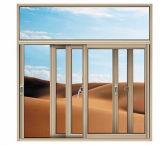 Finestra di scivolamento di alluminio personalizzata di disegno e di formato