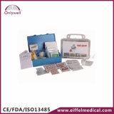 Индивидуальный пакет супермаркета медицинской аварийной ситуации при маркированный Ce