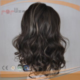Super Long Full Head Hand Work Peruca de renda de cabelo humano