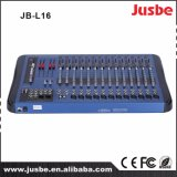 Manica Jb-L16 16 con il miscelatore fantasma dell'audio dell'alimentazione elettrica 48V