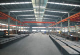 Diseño prefabricado del almacén de la estructura de acero