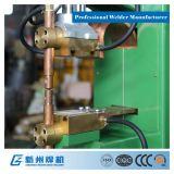 Стабилизированный сварочный аппарат пятна и проекции с пневматической системой для того чтобы обрабатывать стальную плиту