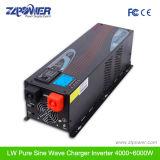 500W純粋な正弦波インバーター充電器、UPS機能、12VDC、230VACの50Hz太陽インバーター