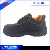 Mais baratos Best Selling Leather Rubber Outsole Safety Shoes for Wholesale Ufd002