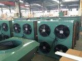Condensatore raffreddato aria del tubo del bottaio di alta qualità della Cina per l'unità di refrigerazione