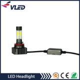 Tipo al por mayor linterna de 40W LED, faro, bombillas de V8s de la lámpara principal