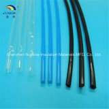 Plainte RoHS 3mm Clear PVDF Kynar Heat Shrink Tubing