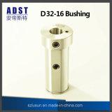 Buchse-Hilfsmittel-Hülsen-Futter-Werkzeugmaschine der Shenzhen-Fertigung-D32-16