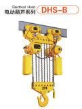 Gru Chain elettrica utilizzata per il blocco Chain