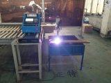 flama do CNC do metal da fase monofásica 220V e máquina de estaca do plasma