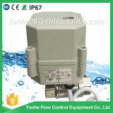 4-20mA de evenredige Elektrische Kogelklep van het Water Contro