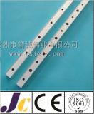 Strangpresßling-Profil des Aluminium-6060 mit der maschinellen Bearbeitung (JC-P-84045)