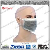 Masque protecteur chirurgical médical non tissé de carbone actif