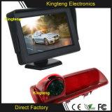 Opinión trasera de la luz de freno del LED que invierte la cámara del IR del estacionamiento para el boxeador/Citroen Jumpe de Peugeot