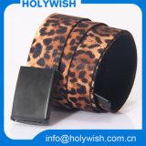Cinghia su ordinazione della tessitura del poliestere del tessuto di modo/vita della tela di canapa per gli uomini