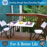 강철과 PP 정원을%s 가진 옥외 플라스틱 접는 의자