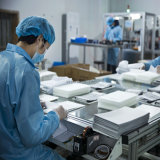 10-15W高品質の小型太陽電池パネル
