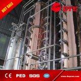 distillerie de distillation de vodka de matériel de la distillation 1000liter à vendre