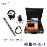 Pqwt-Cl600 Uso de fuga de água ultra-sônica Equipamento de detecção de vazamento de água 4 metros