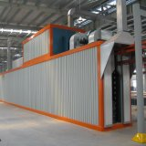 Puder-Beschichtung-Zeile u. Sprühmaschine für Aluminiumkapitel