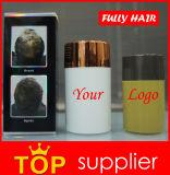 Dos homens de cabelo da perda do tratamento pó da fibra do edifício do cabelo da queratina 2ngeneration inteiramente