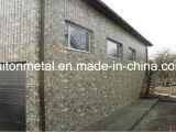 Le bois/marbre/brique/camouflage/diamant ont gravé la bobine en acier enduite par couleur estampée par configuration PPGI